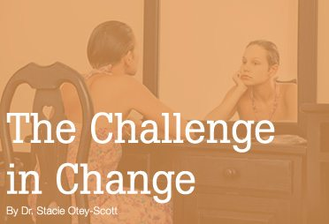 The Challenge in Change by Dr. S.O.S.