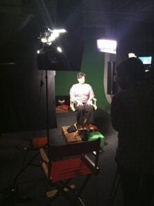 Dr. SOS - On Set